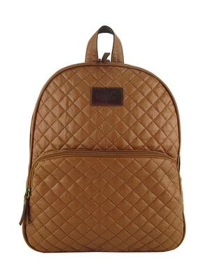 Рюкзак міський коричневий | 4021889
