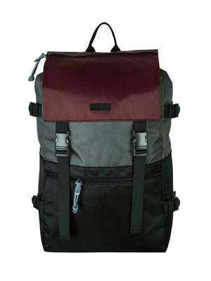 Рюкзак городской серый | 5343202