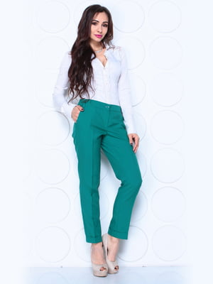 Штани зелені | 5343177