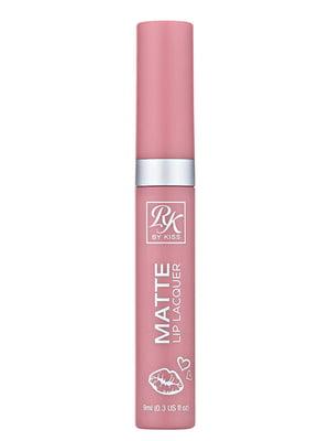 Матовый лак для губ Crème Matte Lip Lacquer lilac — лиловый (9 мл)   5342295