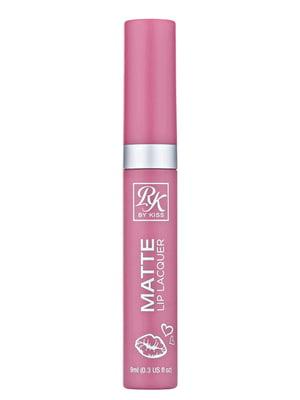 Матовий лак для губ Mirage Matte Lip Lacquer Mirage — Міраж (9 мл) | 5342302