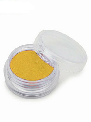Пудра цветная акриловая — желтый | 5342733