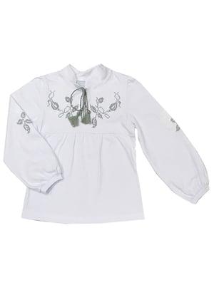 Блуза белая | 5316672
