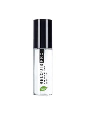 Спрей-фиксатор макияжа Relouis Pro Makeup Fixing Spray 3 в 1 | 5340263