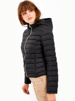 Куртка чорна | 5342964