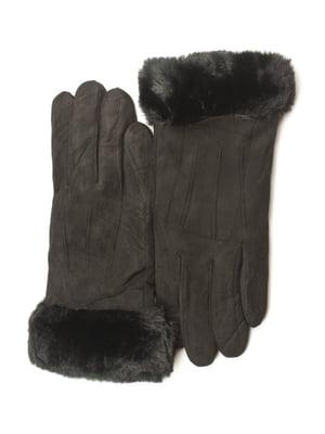 Перчатки для сенсорных экранов черные | 5343372
