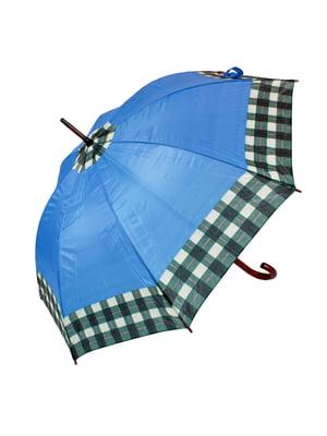 Зонт-трость полуавтомат | 5343478