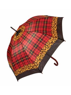 Зонт-трость полуавтомат | 5343480
