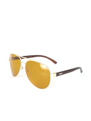 Очки солнцезащитные | 5343924