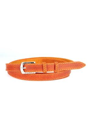 Ремень оранжевый | 5344123