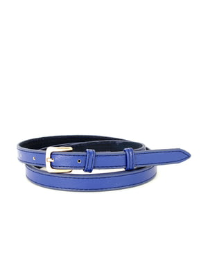 Ремінь синій | 5344128