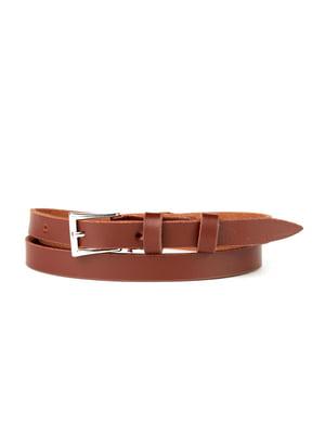 Ремінь коричневий | 5344148