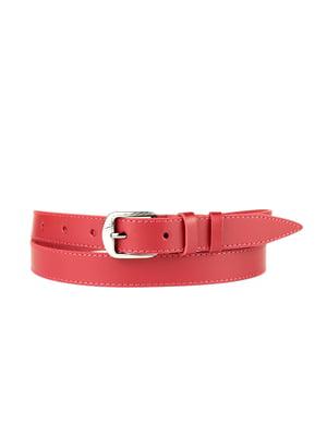Ремінь червоний | 5344157