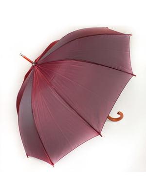 Зонт-трость полуавтомат | 5343685