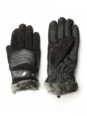 Перчатки черные | 5343452