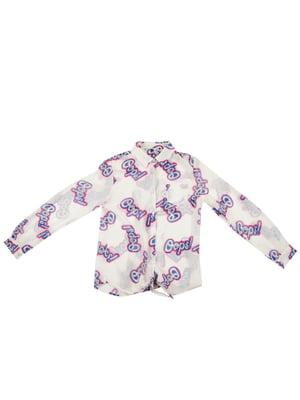 Блуза біла   5344868