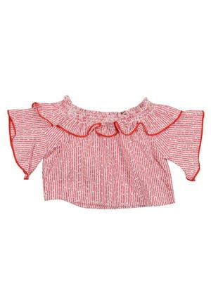 Блуза червона   5344976