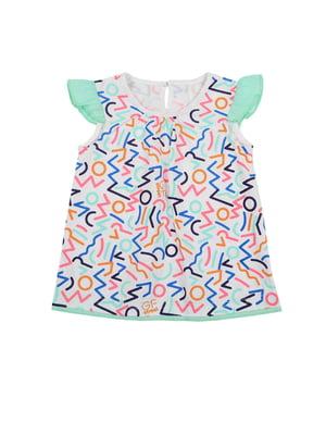 Сукня з принтом - GF Ferre - 5344547