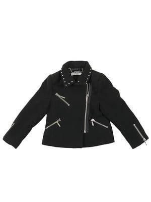 Пальто чорне | 5344919