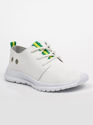 Кроссовки белые | 5343335