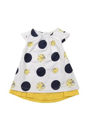 Сукня біла - GF Ferre - 5344545