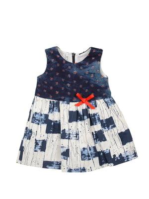 Сукня синя - GF Ferre - 5344546