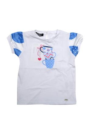 Футболка біла - GF Ferre - 5344557