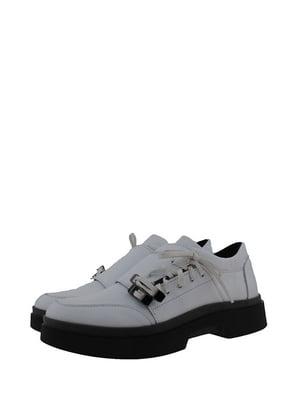 Кроссовки белые   5213196