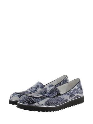 Туфли серые | 5340609