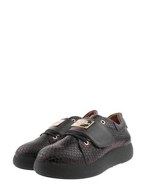 Туфли коричневые   5345369