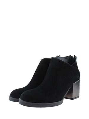 Ботинки черные | 5345421