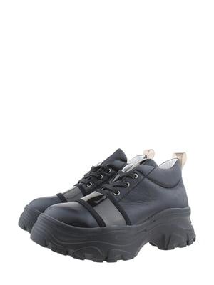 Ботинки черные | 5345543