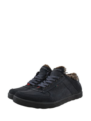 Ботинки серые | 5345572