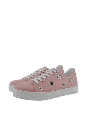 Кеди рожеві | 5345580