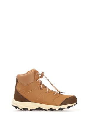 Черевики коричневі | 5345583