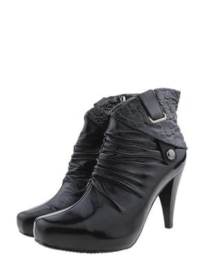 Черевики чорні | 5345584