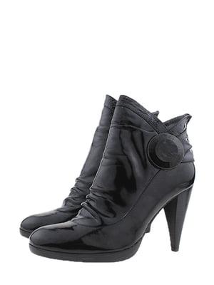 Ботинки черные | 5345585