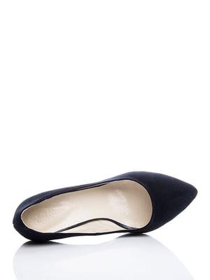 Туфли синие   5345605