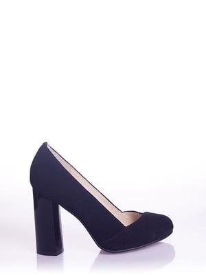 Туфли черные   5345608