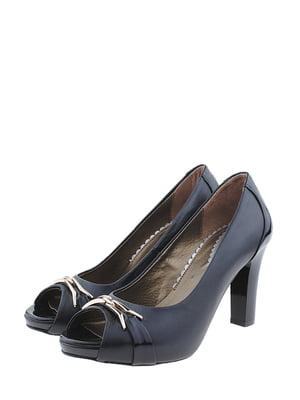 Туфли черные   5345616