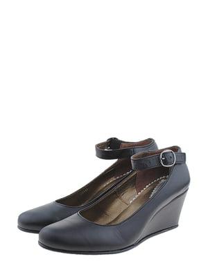 Туфли черные   5345617