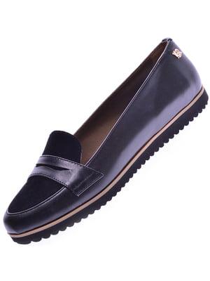 Туфли черные   5345622