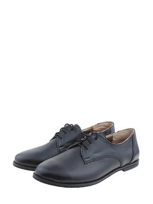 Туфли черные   5345623