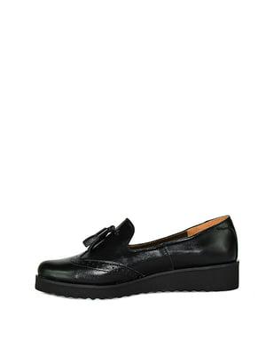 Туфли черные   5345629