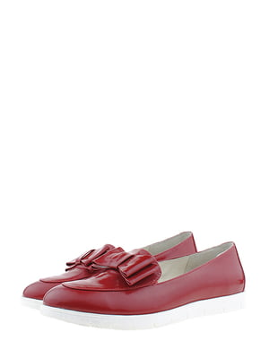 Туфли красные   5345633