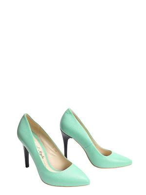 Туфлі м'ятного кольору | 5345650
