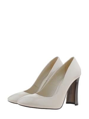 Туфлі бежеві | 5345656