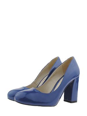 Туфлі сині | 5345681