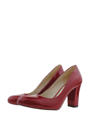 Туфлі червоні | 5345682
