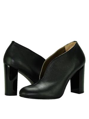 Ботинки черные | 5345692
